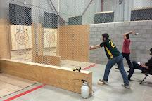 BATL | The Backyard Axe Throwing League, Calgary, Canada
