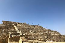 Zona Arqueologica caral, Caral, Peru