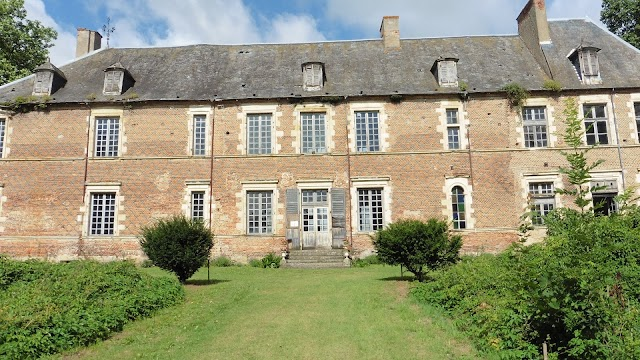 chateau de saint géran