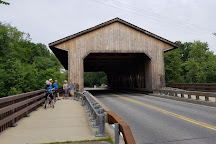 Pepperell Covered Bridge, Pepperell, United States