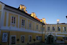 Latran houses, Cesky Krumlov, Czech Republic