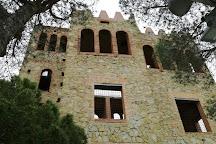 Castillo De Torre Baro, Barcelona, Spain