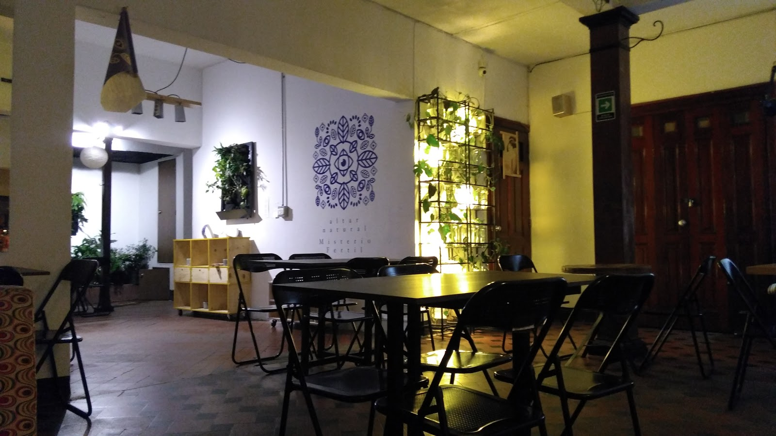Naturalia Café: A Work-Friendly Place in Medellin