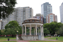 Parkman Bandstand, Boston, United States