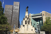 Michigan Soldiers and Sailors Monument, Detroit, United States
