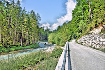 Peričnik Falls, Mojstrana, Slovenia
