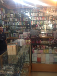 Ahmed Sons Cosmetics Store hyderabad