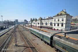 Железнодорожная станция  Vladivostok
