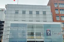 Capital Information Kiosk, Ottawa, Canada