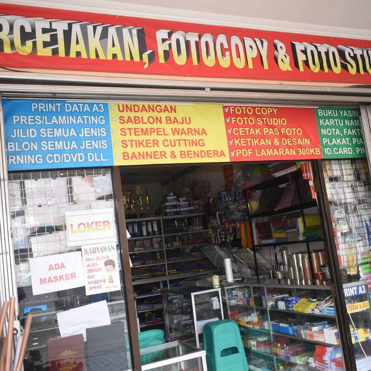 Desain Banner Toko Fotocopy - contoh desain spanduk