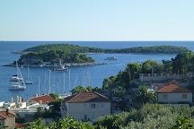 Jerolim, Hvar, Croatia