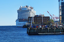 Halifax Waterfront Boardwalk, Halifax, Canada