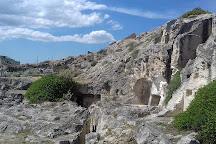 Necropoli di Tuvixeddu, Cagliari, Italy