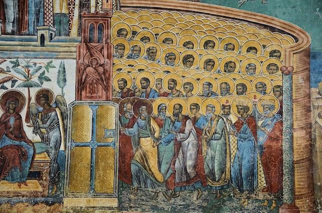 Parcare Mânăstire Voroneț
