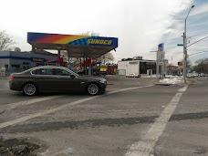 Sunoco Gas Station new-york-city USA