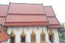 Wat Pong Sanuk Temple, Lampang, Thailand