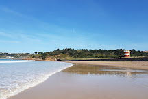 Ouaisne Bay, Jersey, United Kingdom
