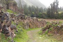 Inka Pintay, Ollantaytambo, Peru