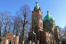 All Saints Church, Riga, Latvia