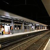 Станция  Spiez