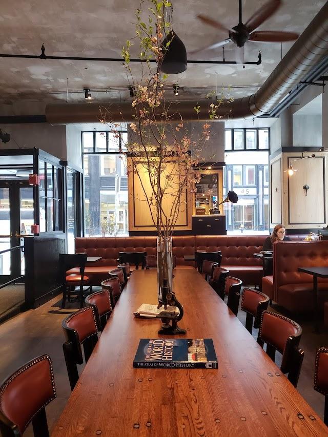 Tradesman Coffee Shop & Lounge