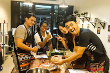 Pink Chili - Thai Cooking Class, Bangkok, Thailand