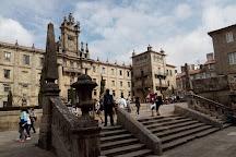 Botafumeiro, Santiago de Compostela, Spain