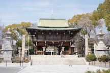 Ishikiri Tsurugi Shrine, Higashiosaka, Japan