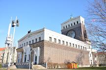 Kostel Nejsvetejsiho Srdce Pane, Prague, Czech Republic