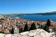 St. Michael's Fortress, Sibenik, Croatia