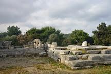 Ramnous Archaeological Site, Attica, Greece