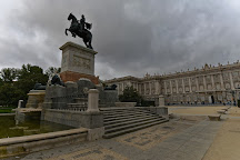 Monumento a Filippo IV, Madrid, Spain