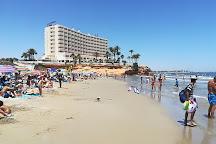 Playa de la Zenia, La Zenia, Spain