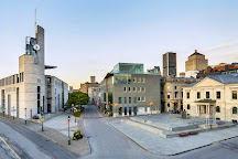 Pointe-a-Calliere, Montreal Archaeology and History Complex, Montreal, Canada