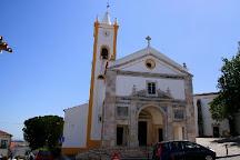 Igreja de Sao Mamede, Evora, Portugal