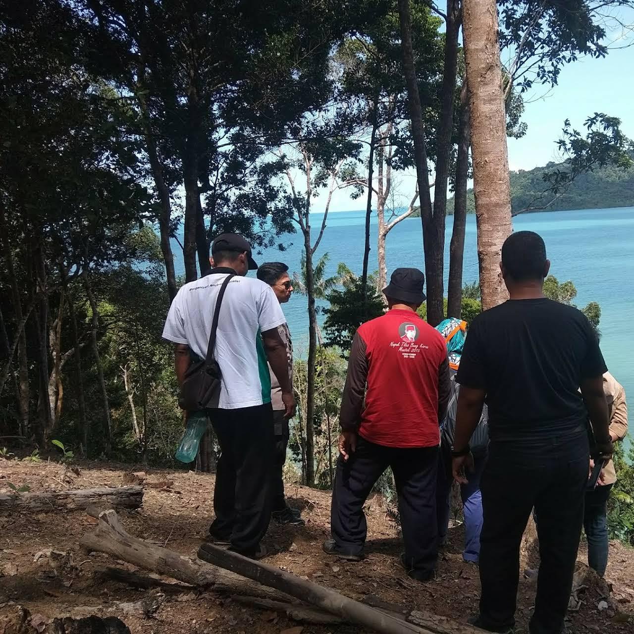 Wisata Pantai Bembang Bukit Telaga Tujuh Tujuan Wisata