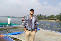 Manasbal Lake, Srinagar, India