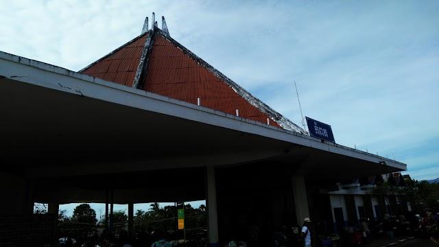 Kampot Train Station