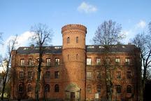 Kungshuset i Lundagard, Lund, Sweden