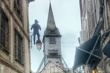 Musee du Vieux Honfleur, Honfleur, France