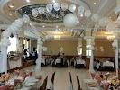 Украшение шарами на фото Каспийска