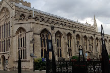 St. Mary's Church, Bury St. Edmunds, United Kingdom
