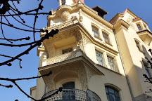 Art Nouveau Riga, Riga, Latvia