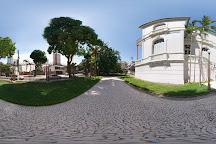 Parque da Residencia, Belem, Brazil