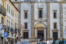 Igreja de Santo Antao, Evora, Portugal