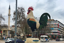 Horoz Heykeli, Denizli, Turkey
