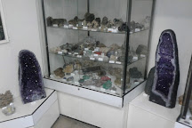 Museum of Mineralogy, Lapidary and Jewelry, Zarechnyy, Russia