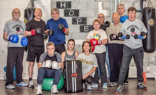 Boxing 4 Health