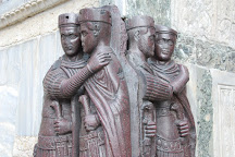 Portrait of the Four Tetrarchs, Venice, Italy