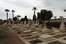 Kalkara Naval Cemetery, Xghajra, Malta